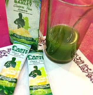Sante Barley Green Tea Lemon