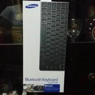 Original Samsung Blue tooth Wireless Keyboard