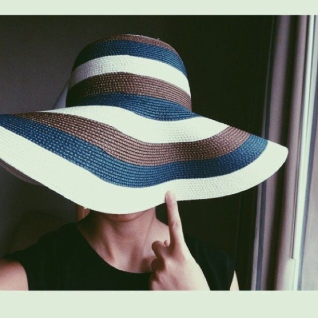 Beach Hat Brand New