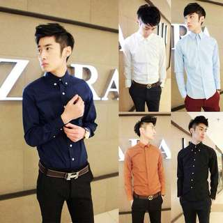 Long Sleeve Formals For Male