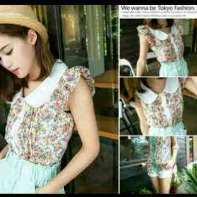 SALE FLOWER TOP