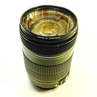 Canon EFS 18-135mm / f3.5-5.6 IS