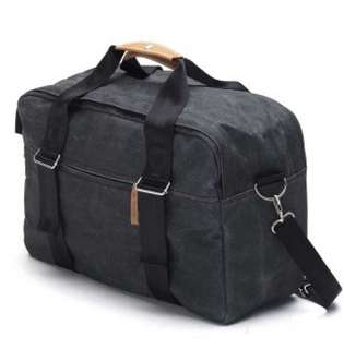 QWSTION Weekender Washed Black