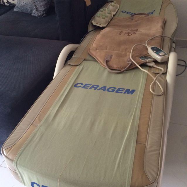 Ceragem Master M3500 Thermal Massager Bed, Electronics