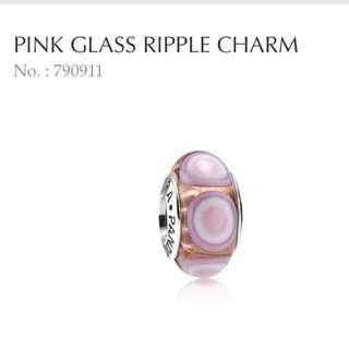 Pandora glass Pink