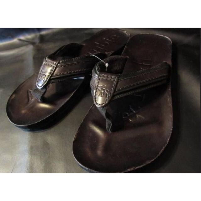 d1a571f48989c4 Price Reduced! Abercrombie N Fitch Leather Flip Flops