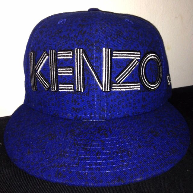 74f519935ee ... for 59fiftykenzonew eraparisian 25865 7a2ff promo code kenzo x new era  fitted cap size 7 luxury on carousell 7554f d27ba ...