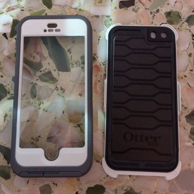the latest 1d35e b0538 Otterbox Preserver Series Compatible With Iphone 5s