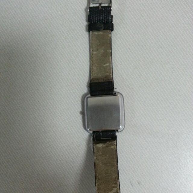 Quartz Watch With Windows 98 Bootup Wallpaper Face, Vintage