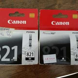 Canon Printer Toner (821)