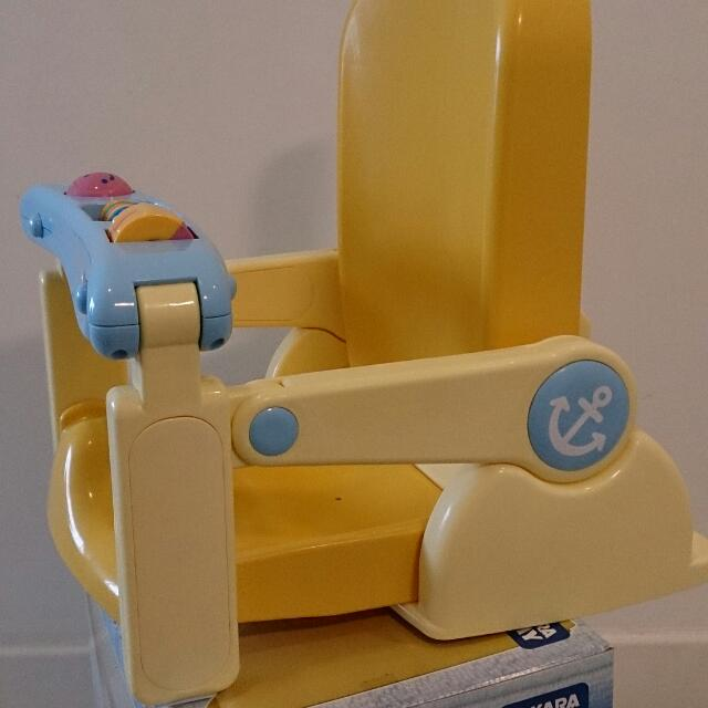 Used Foldable bath chair. Made in Japan., Babies & Kids on Carousell