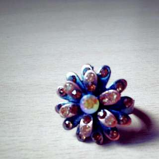 (Price Reduced) Floral Vintage Ring