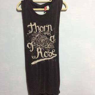 H&M Thorns And Roses Dress