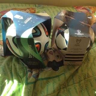 Brazuca 1st Grade (FIFA APPROVED) Soccer Ball