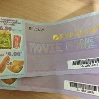 GV Movie Vouchers