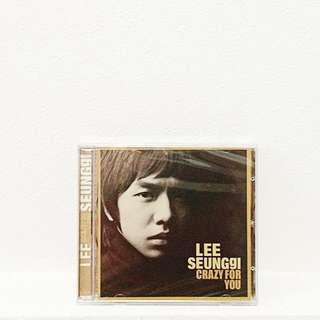 Lee Seung Gi: Crazy For You