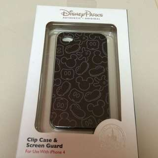 Iphone 4 Cover - Mickey Mouse!!