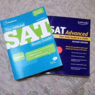SAT Study Guides