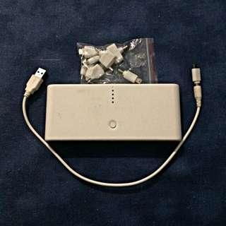 Portable Charger (30000mAh)
