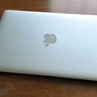 Macbook Air 2012 Upgraded Version! :)
