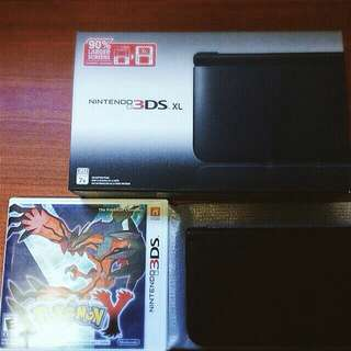 Nintendo 3DS XL(Black)