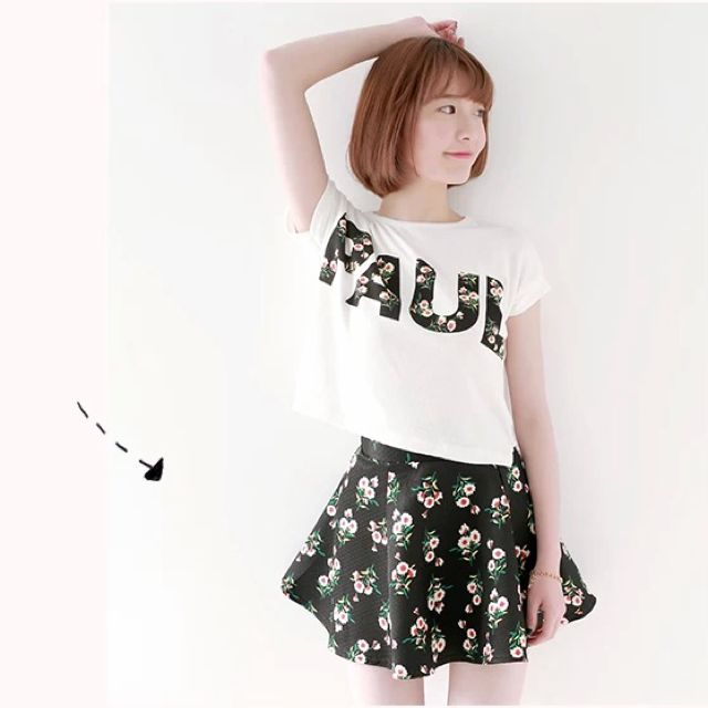 Paul Floral two-piece *High Quality*