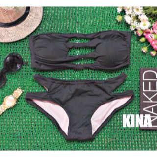 cut out swimsuit (KINA)