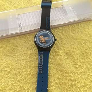 Swatch® Mighty Dogs Watch