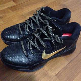Kobe 7 Elite (Black&Gold)