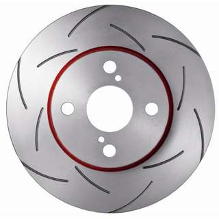 TRW XPS Performance Slotted Disc Rotors