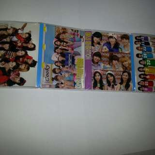SNSD NOTE PAD