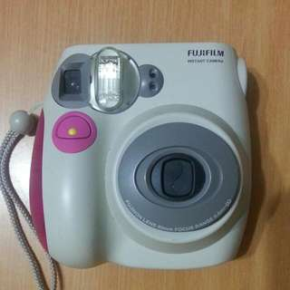 Instax Mini 7 Polaroid Camera