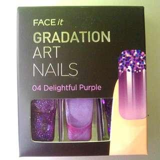 Face Shop Gradation Art Nails
