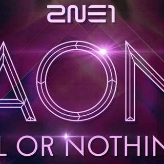 [PENDING] 2NE1 AON 2014 SG CONCERT TICKETS
