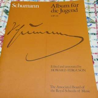 Schumann Album For The Young Op.68 (ABRSM)