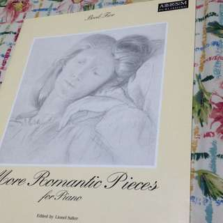 More Romantic Pieces For piano (ABRSM)