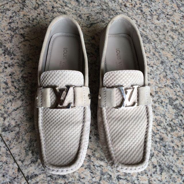 b5fb25ce2d71 Louis Vuitton Monte Carlo Car Shoe
