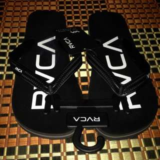 RVCA Slippers