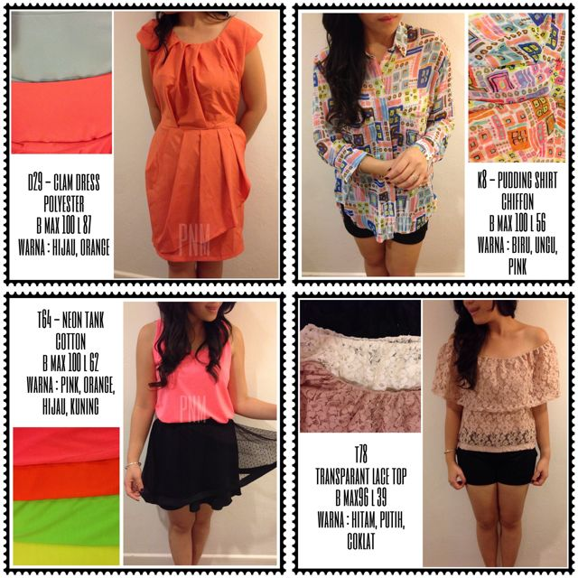 Baju Import BKK SALE