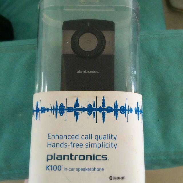 Plantronics Bluetooth Speaker