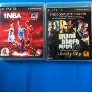 NBS 2K13/GTA 4 complete Edition Pack