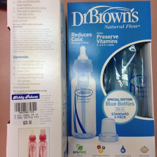 DrBrown's Bottles