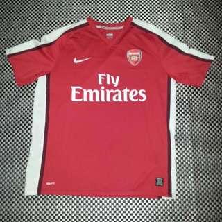Arsenal Jersey (2008-2010)