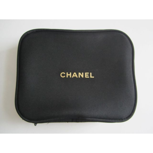 Chanel Cosmetic Bag Makeup Pouch Mini Travel Case Luxury On Carou