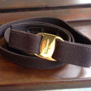 Ferragamo Classic Belt