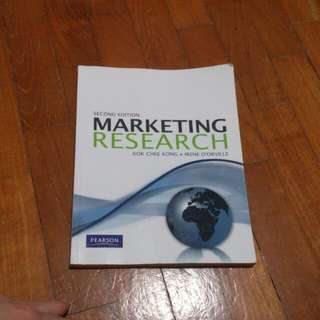 Marketing Research Second Edition