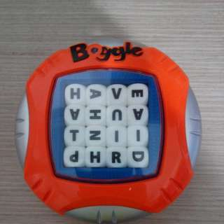 Boggle Intellectual Game
