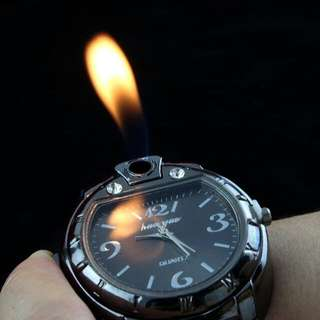 BN 🆕 Cool Quality Style Lighter Watch