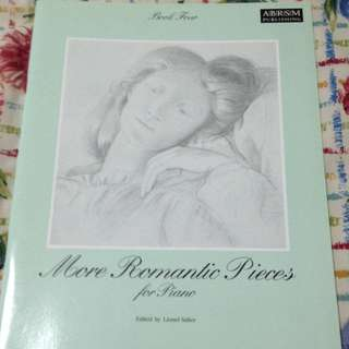 More Romantic Pieces For Piano (ABRSM) Level 4