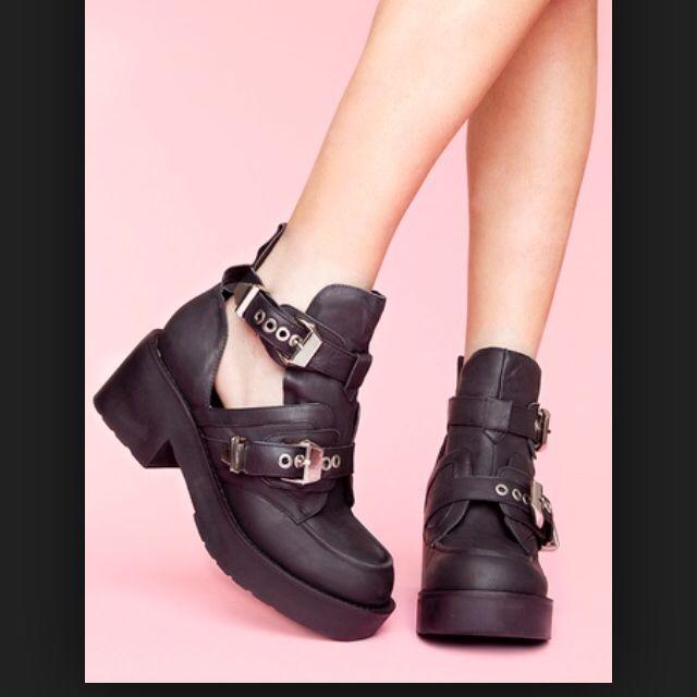 JC Inspired Coltrane Boots